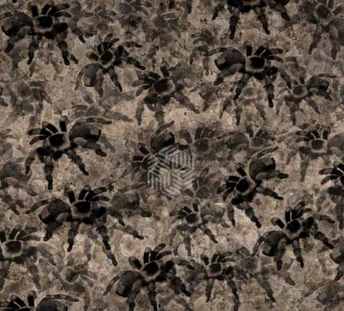 CAMOUFLAGE CAMO W// TRANSPARENT BACKGROUND HYDROGRAPHIC WATER TRANSFER FILM HYDRO